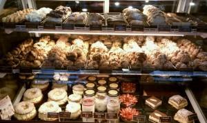 Bakery display