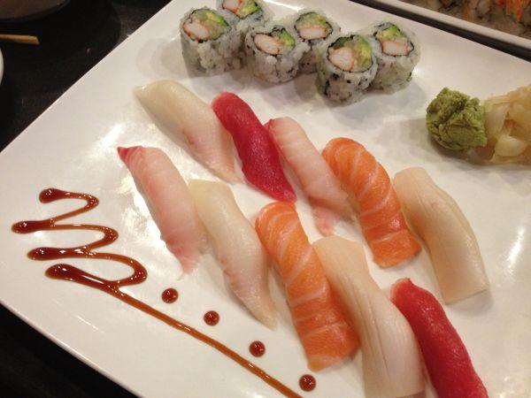 Osaka Sushi Bar, Coon Rapids, MN