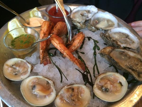Willi's Seafood & Raw Bar, Healdsburg, CA