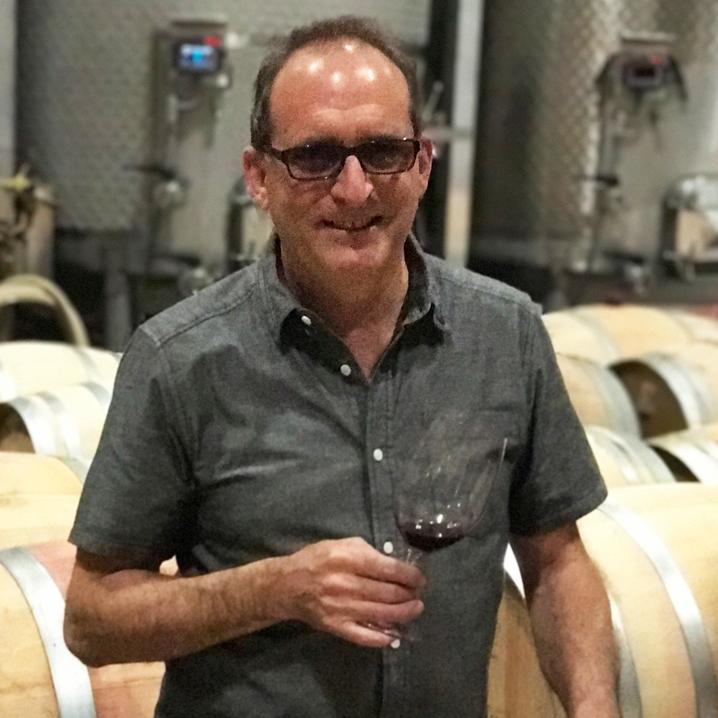 Bruce Regalia of Materra Cunat Family Vineyards